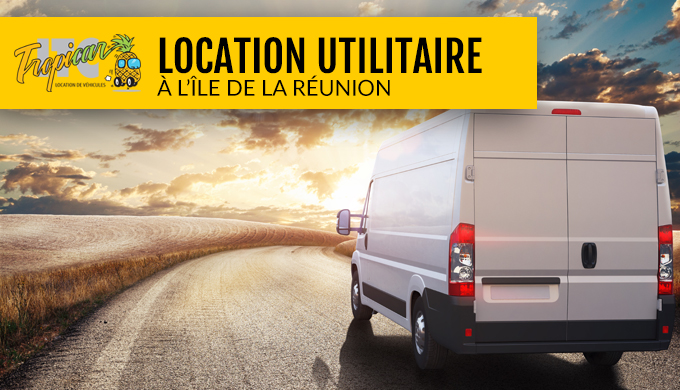 Commercial vehicle rental Reunion Island