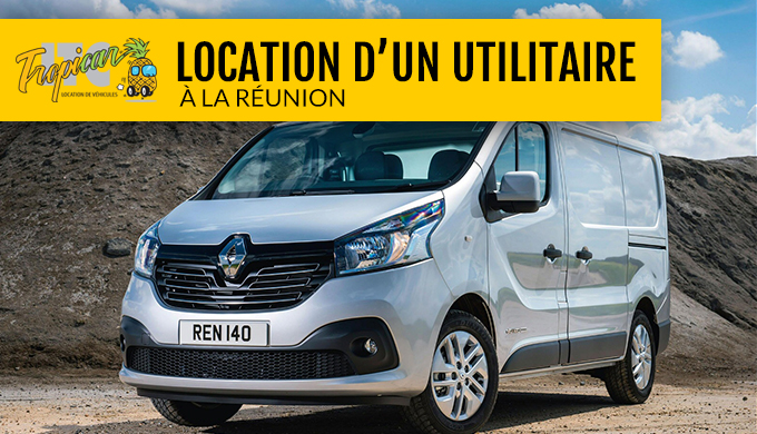 Commercial car rental in Réunion